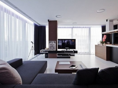 Apartment Interior Designer in Surat