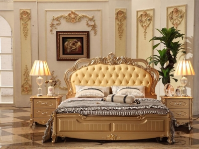 Carved Bed Manufacturers in Ahmedabad