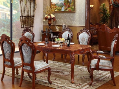 Carved Dining Table Manufacturers in Aligarh