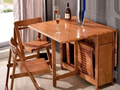Folding Dining Table Set Manufacturers in Ahmedabad