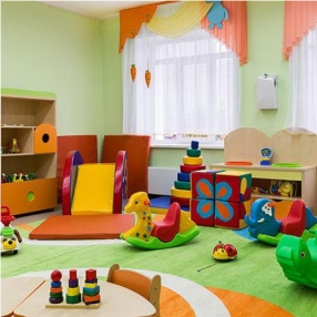 Play School Interior Designing in Agra