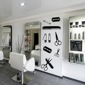 Salon Interior Designer in Guwahati