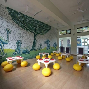School Interior Designing in Agra