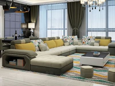 Sectional Sofas Manufacturers in Ahmedabad