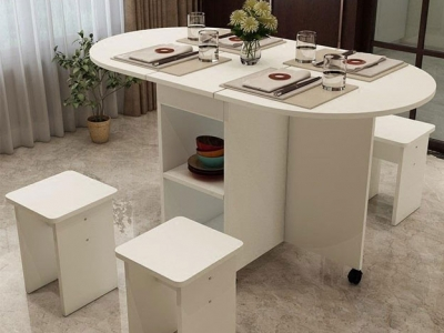 Solid Wood Dining Set Manufacturers in Surat