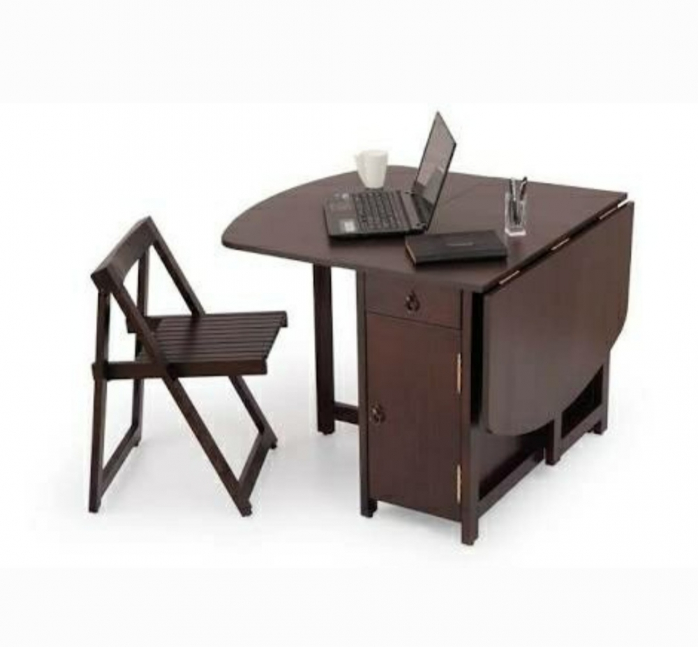 Unique Folding Dining Table..