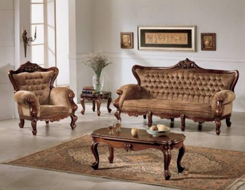 Antique Sofa Set for living room