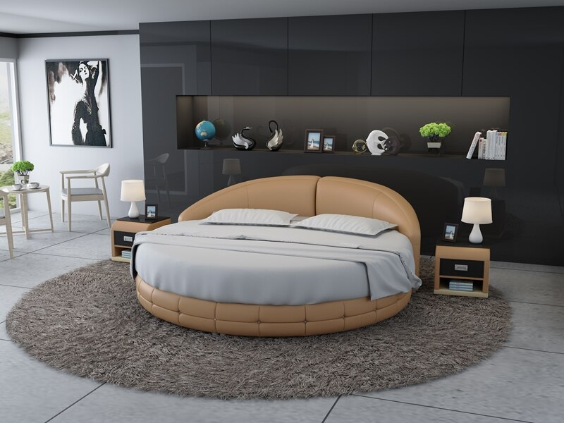 Luxury Bedroom Furniture King Size Bed