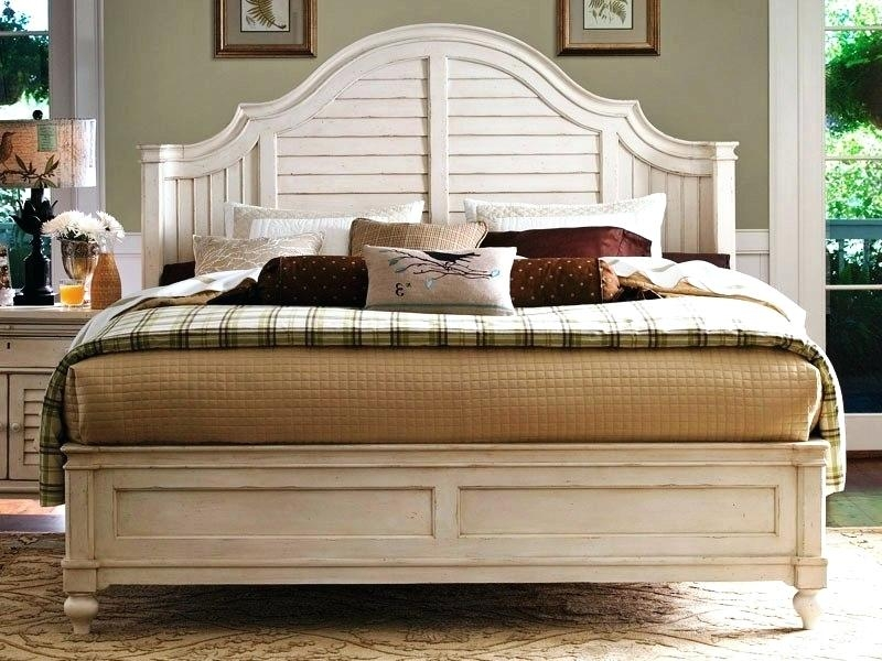 Headboard Queen Bed