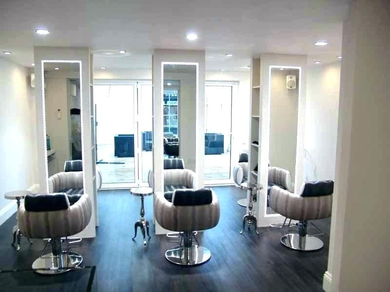 Salon interior designs hairdressing