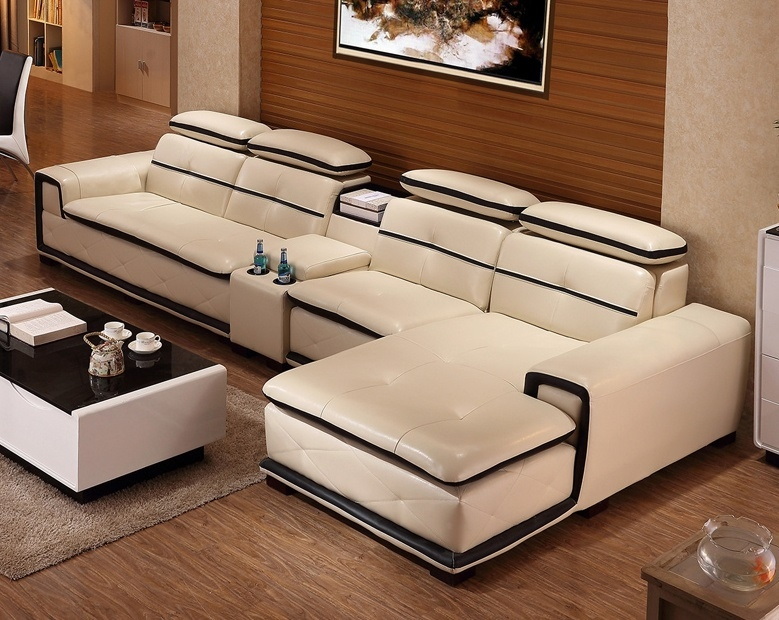 Cream Sofa set