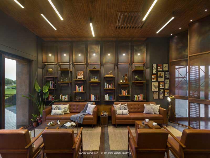 Cafe Designing Interior