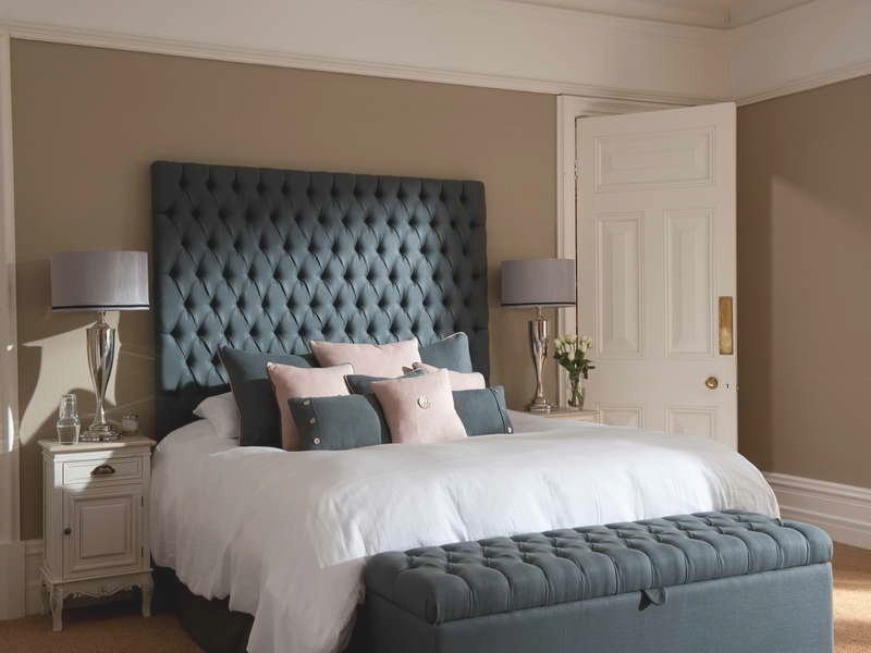 High Headboards For King Size Beds