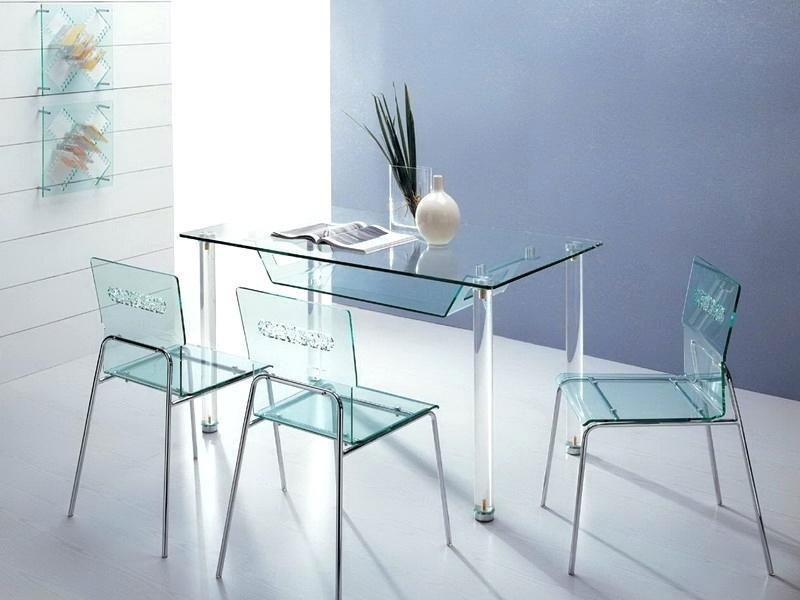 Popular Acrylic Dining Table