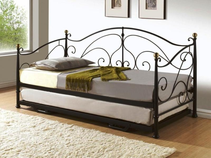 Trundle Beds With Pop Up Trundle