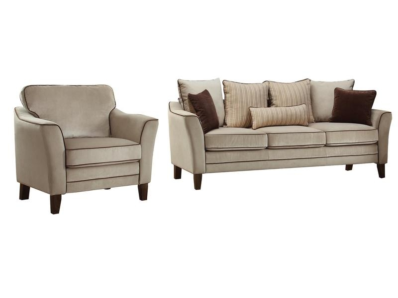 Homelegance Ouray 2pc Sofa