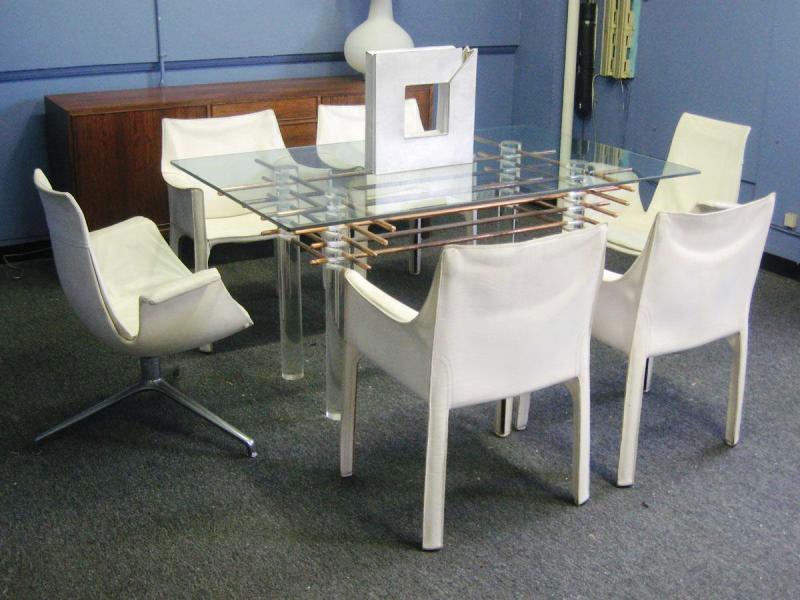 Cheap Acrylic Dining Table