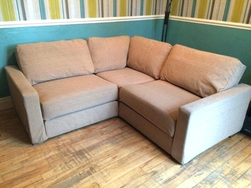 Very Small Corner Couch