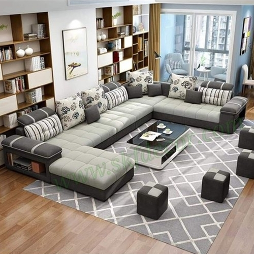L Shaped stylish Sofa Set for living room