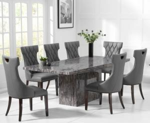 Modern dining table 7 seatar Manufacturers in Delhi