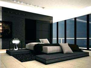 Decoration modern bedroom design in Delhi