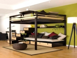 Double Size Loft Bed Manufacturers in Delhi