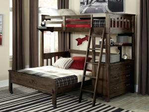 Espresso Loft Bed Manufacturers in Delhi