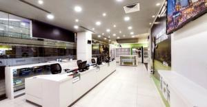 Showroom Interior Designing Manufacturers in Delhi