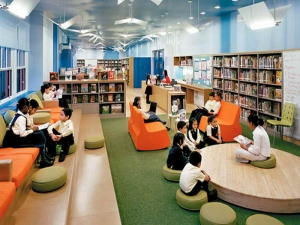 School Interior Design in Delhi