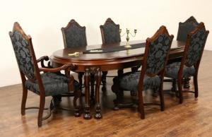 Stylish oval dining table Manufacturers in Delhi