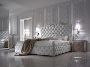Sleigh Luxury Bed