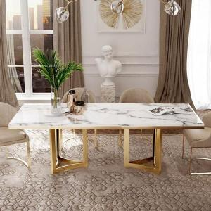 Modern dining table 6 seater Manufacturers in Delhi
