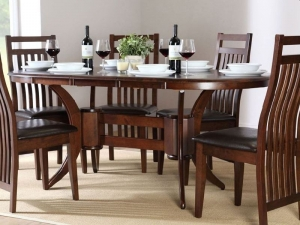 Pure Wooden Dining Table Set Manufacturers in Delhi