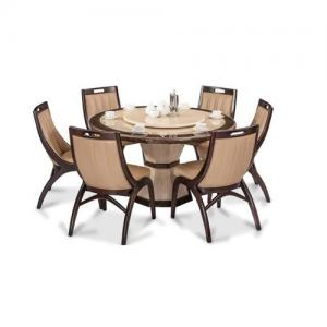 Teak Wood Marable Dining Table Manufacturers in Delhi