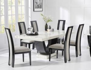 Stylish modern marble dining table Manufacturers in Delhi