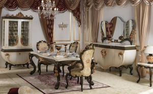 Royal Dining Room Sets high quality 6 seater Manufacturers in Delhi