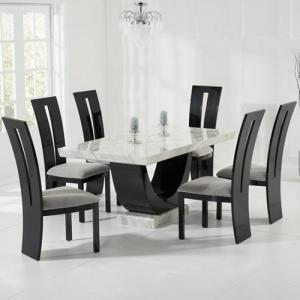 Wooden Dining Table 6 Seatar