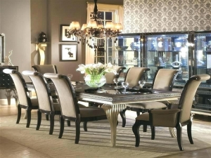 Classy Chair Luxury Dining Table Set Manufacturers in Delhi