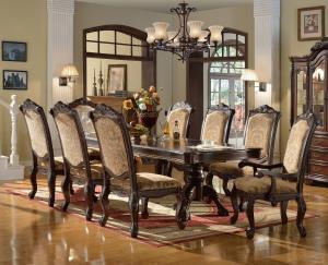 Fabulous Royal Dining Set 8 Seatar