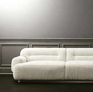 Vast & Comfortable S Couch