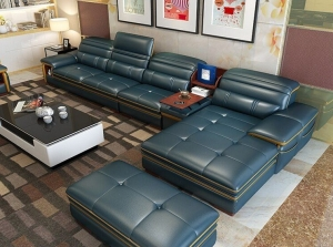 Navy blue Sofa set Manufacturers in Delhi