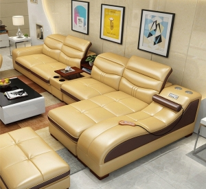 Yellow Sofa set Manufacturers in Delhi