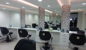 Salon Interior Designing Manufacturers in Delhi