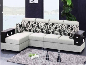 L Shaped Sofa With Storage