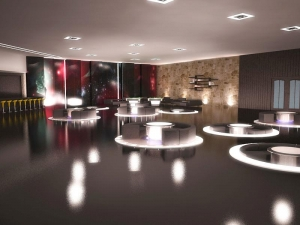 Stylish Cafe Interior Design Manufacturers in Delhi