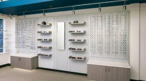 Optical Showroom Designing