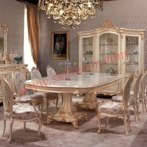 Modern Dining Table and Chairs Manufacturers in Delhi