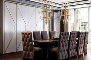Stylish modern dining table Manufacturers in Delhi