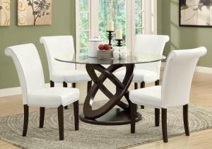 Stylish Round Dining Tables 4 Seatar Manufacturers in Delhi
