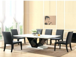 Black Marble Dining Table Manufacturers in Delhi